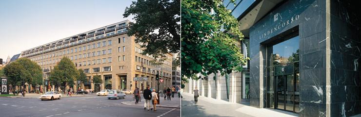 Lindencorso - Berlin